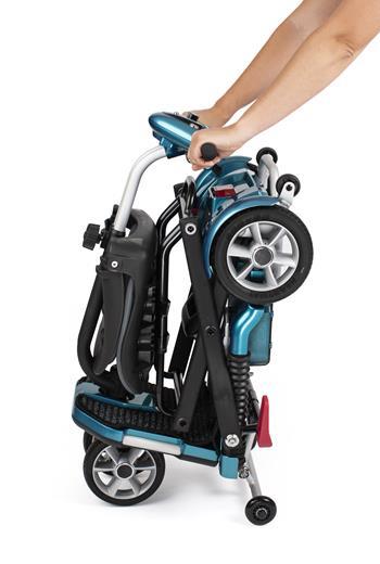 scooter eléctrico plegable en Ibiza