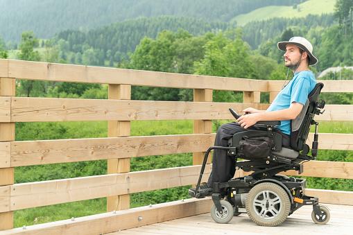 Silla de ruedas eléctricas para mejorar tu calidad de vida